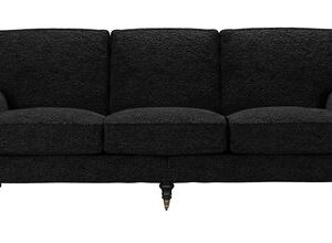 Bluebell 4 Seat Sofa in Ashford Textured Boucle