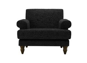 Remy Armchair in Ashford Textured Boucle