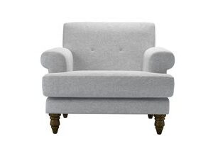 Remy Armchair in White Cliffs Limited Edition Whitstable